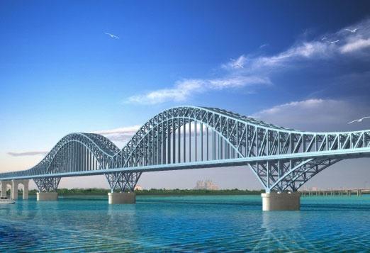 南京大胜关长江大桥