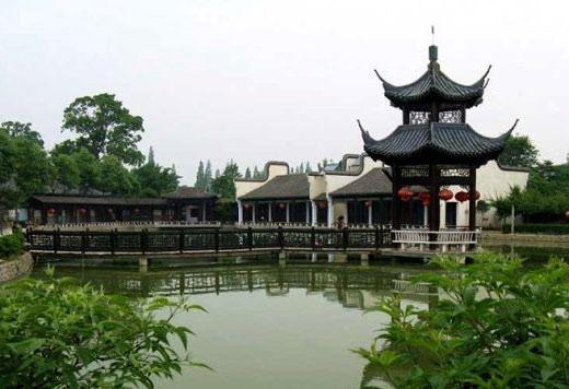 苏州融景园